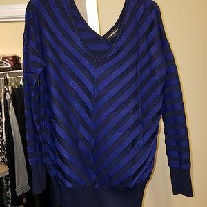 Blue lane Bryant sweater
